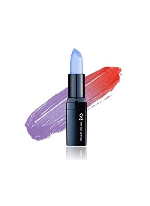 Oseque Tint Lipstick Gel Blue - Renk Değiştiren Kalıcı Ruj Kırmızı